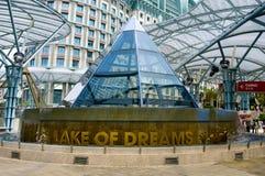 �Lake Dreams� Obrazy Stock