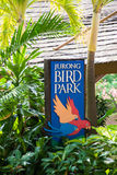 Singapore - AUGUST 3, 2014: Entrance to Jurong. Bird Park on August 3 in Singapore, Singapore. Jurong Bird Park is a popular tourist attraction in Singapore Royalty Free Stock Photo
