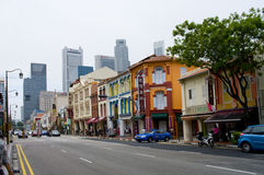 Singapore's Chinatown Stock Photos