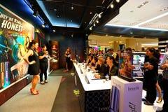 Singapore : Benefit cosmetics Stock Photo