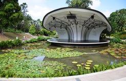Singapore Botanic Garden Royalty Free Stock Photo