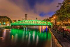 Singapore bridge Royalty Free Stock Photo
