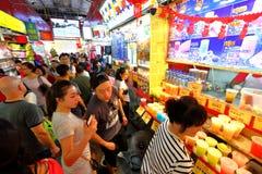 Singapore: Bugis street market Royalty Free Stock Photos
