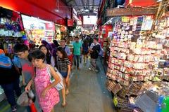 Singapore: Bugis street market Royalty Free Stock Photography