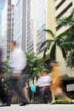 Singapore business people Royalty Free Stock Images
