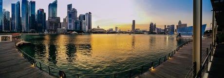 Singapore Celebrates SG50 Jubilee Birthday Stock Photography