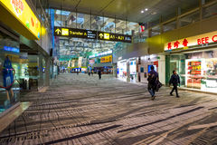 Singapore Changi Airport Stock Photography