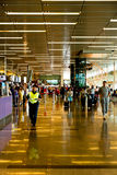 Singapore Changi Airport Royalty Free Stock Image