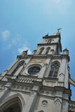 Singapore Chijmes Cathedral Royalty Free Stock Images