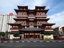 Singapore China Temple Royalty Free Stock Image