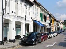 Singapore China Town Royalty Free Stock Photo