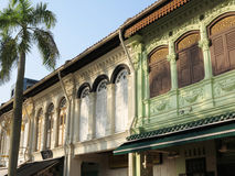 Singapore China Town Royalty Free Stock Images