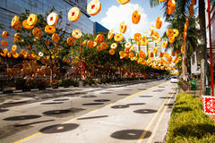 Singapore Chinatown Imagens de Stock