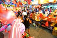 Singapore Chinatown Royalty Free Stock Photo