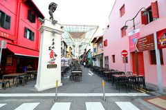 Singapore : Chinatown Stock Images