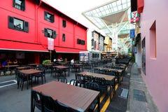 Singapore : Chinatown Royalty Free Stock Photo