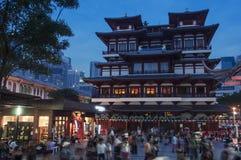 Singapore Chinatown stock photos