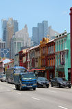 Singapore Chinatown Royalty Free Stock Photo