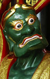 Singapore: Chinese temple Thian Hock Keng. The most important and the oldest Hokkien temple in the country and was consacrated to Ma Zu the goddess of sea stock photos
