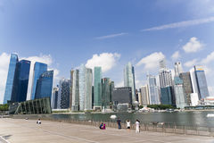 Singapore city Stock Photos