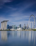 Singapore city Royalty Free Stock Photos