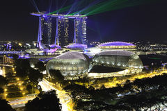 Singapore City Stock Image