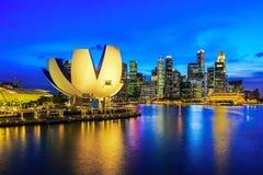 Singapore City, Singapore. Royalty Free Stock Photos