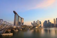Marina Bay Sands - Singapore Stock Photography