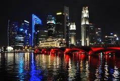 Singapore city Stock Photos