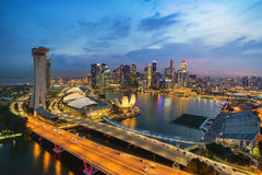 Singapore Royalty Free Stock Images