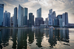 Singapore city Stock Photo
