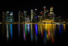 Singapore city Royalty Free Stock Photo
