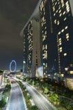 Singapore cityscape Royalty Free Stock Photo
