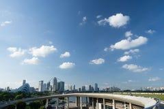 Singapore cityscape Royalty Free Stock Photography