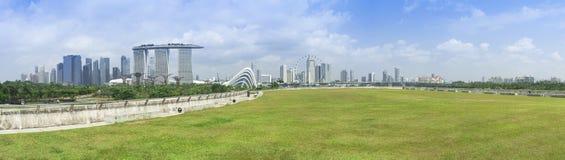 Singapore Cityscape Stock Photos