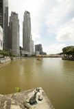 Singapore cityscape at daytime Royalty Free Stock Images