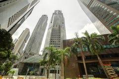 Singapore cityscape at daytime Stock Photo