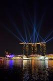 Singapore cityscape Royalty Free Stock Photos