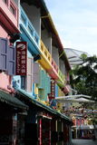 Singapore Clarke Quay Stock Images