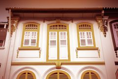 Singapore Colonial architecture Royalty Free Stock Photos