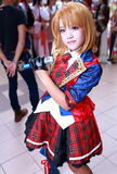 Singapore: Cosplay Cosfest XIII 2014 Stock Image