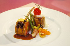 Singapore cuisine Royalty Free Stock Photography