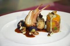 Singapore cuisine Stock Image
