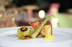 Singapore cuisine Royalty Free Stock Photos