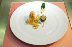 Singapore cuisine Royalty Free Stock Photo