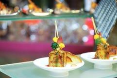 Singapore cuisine Stock Photo