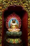 Singapore Dalla raccolta delle reliquie del tempio della reliquia sacra del dente Immagine Stock Libera da Diritti
