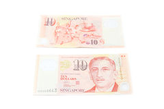Singapore dollar Stock Images