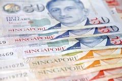 Singapore Dollars Stock Photos