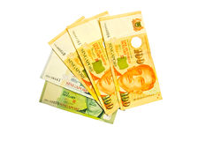 Singapore dollars Royalty Free Stock Image